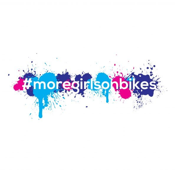 #moregirlsonbike tee