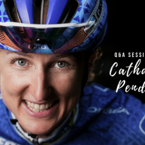 Catharine Pendrel of Clif Pro Team