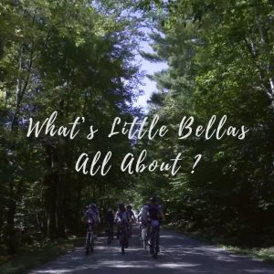 video of the magic behind Little Bellas