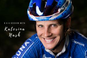 Katerina Nash of Clif Pro Team