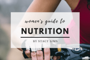 Women's Guide to Nutrition