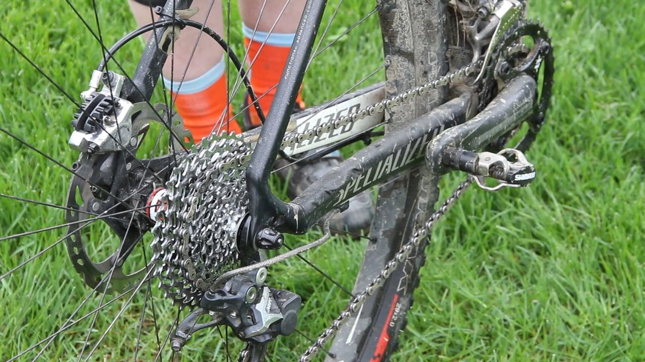 Fate Bike parts