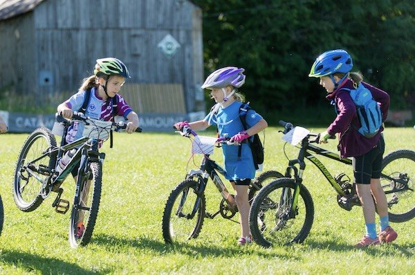 A bike that's exclusively a girls' mountain bike offers a better ride experience