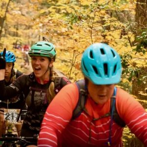 Mountain biking in Johnson City, Tennessee