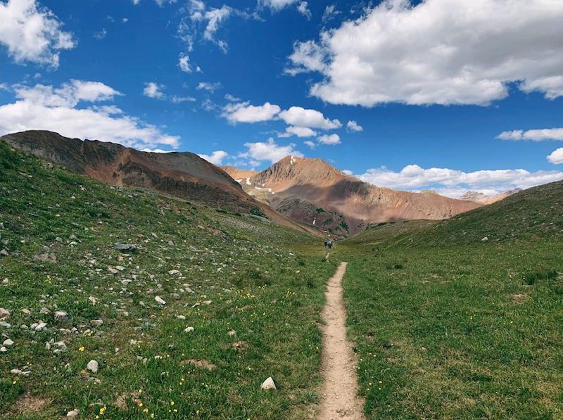 Literally The Colorado Trail